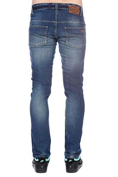 Джинсы прямые Dickies Louisiana Stonewash