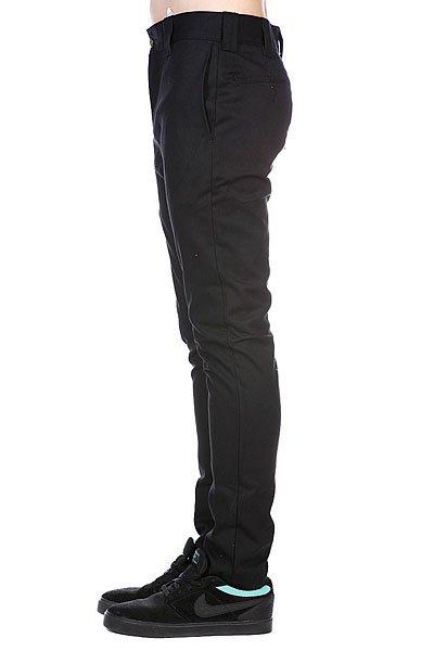 Штаны Dickies Slim Skinny Work Pant Black