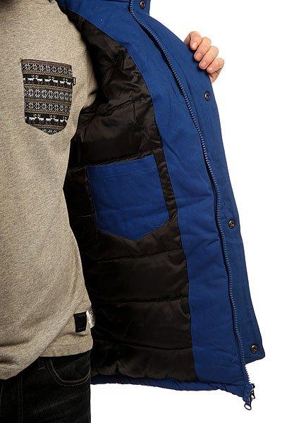 Куртка зимняя True Spin Soldier Royal