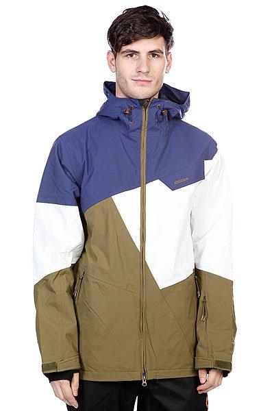 Куртка Zimtstern Snow Jacket Gates Men Olive