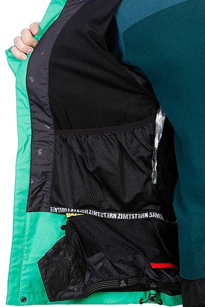 Куртка Zimtstern Snow Jacket Inventor Men Green