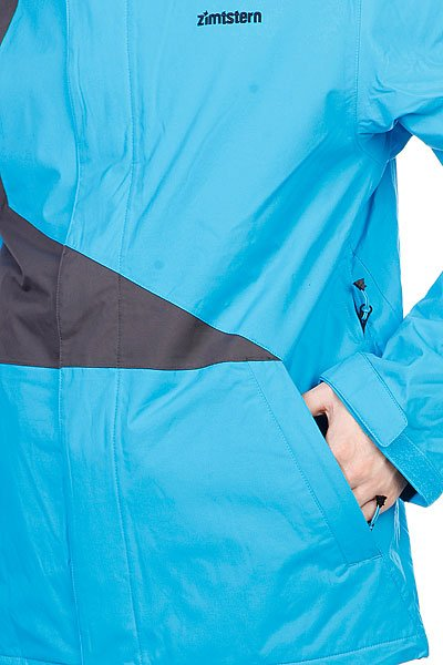 Куртка Zimtstern Snow Jacket Vega Men Blue/Dark Grey
