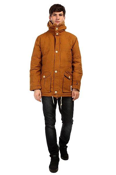 Куртка зимняя True Spin Soldier Brown
