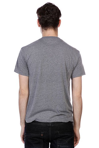 Футболка Fallen Saunde Premium Heather Grey