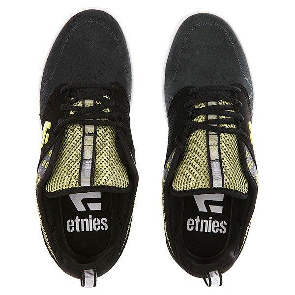 Кеды низкие Etnies Aventa Grey/Black