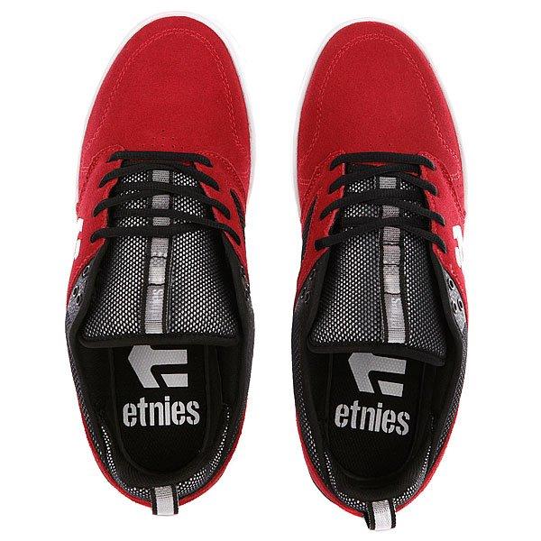 Кроссовки Etnies Aventa Red/Black