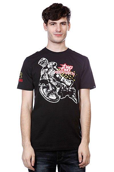 Футболка Etnies Rogue Rider S/S Tee Black