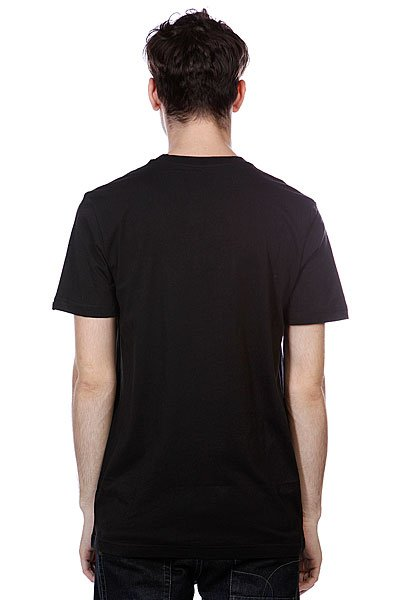 Футболка Etnies Corporate 13 S/S Tee Black/Red