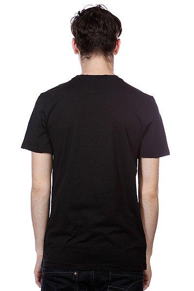 Футболка Etnies Icon 13 S/S Tee Black/White