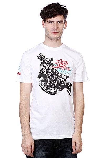 Футболка Etnies Rogue Rider S/S Tee White