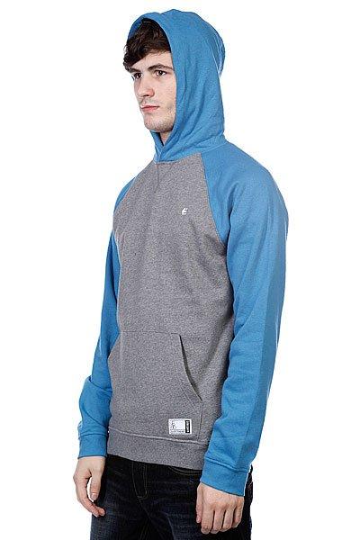 Кенгуру Etnies Classic P/O Fleece Grey/Blue