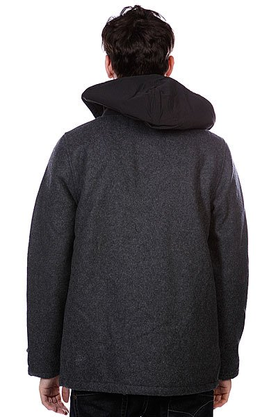 Куртка зимняя Altamont Controller Jacket Charcoal