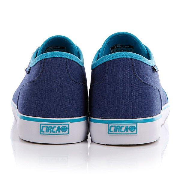 Кеды низкие Circa Drifter Blue Embassy/Horizon Blue