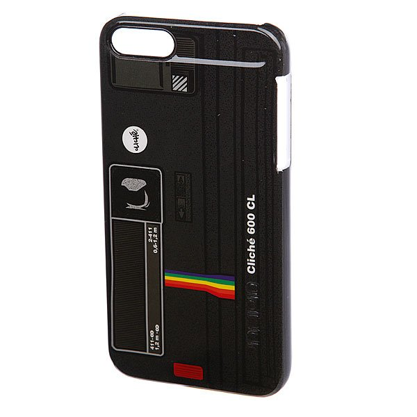 Чехол для Iphone Cliche Polaroid Feather Iphone 5 Incipio Black