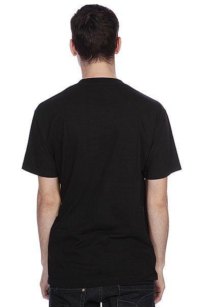 Футболка Cliche Paper Tie Dye Black