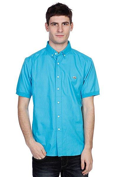 Рубашка Enjoi Poplin Off Turquoise