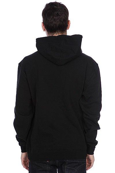 Кенгуру Cliche Handwritten Gradient Pullover Black/Rasta