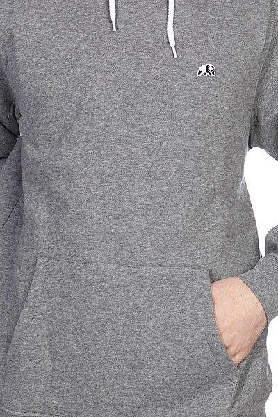 Кенгуру Enjoi Panda Patch Pullover Heather Grey