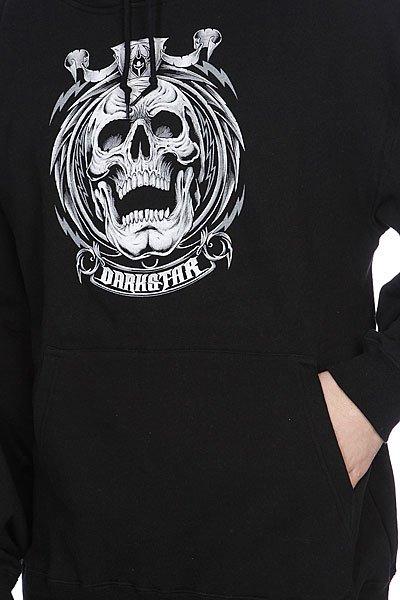 Кенгуру Darkstar Grave Pullover Black