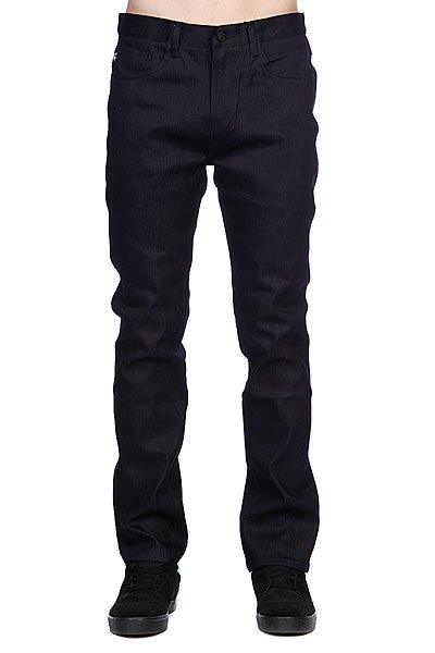 Джинсы прямые Enjoi Panda Slim Straight Coolmax Indigo
