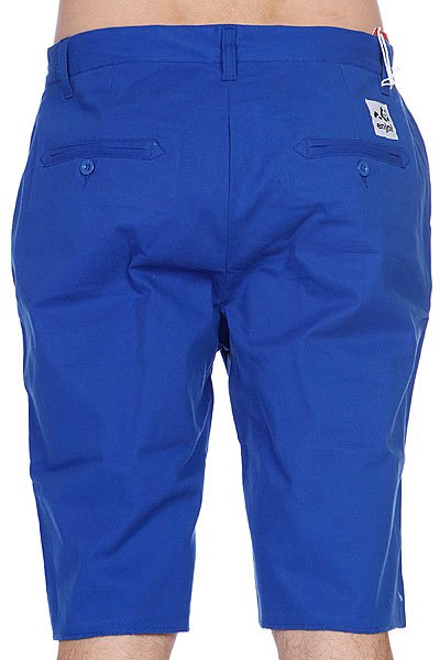Шорты Enjoi Boo Khaki Chino Short Blue