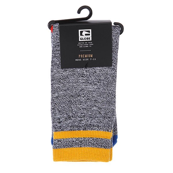 Носки Globe Premium Sock Speckle Grey