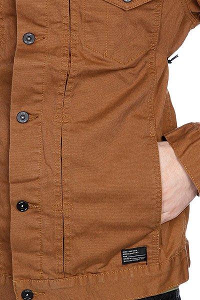 Куртка Globe Goodstock Jacket Caramel