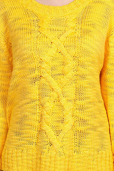 Свитер женский Insight Oxley Jumper Saffron