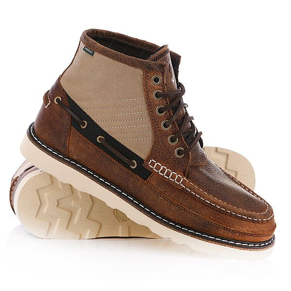 Ботинки Element Hampton Boot Vibram Walnut