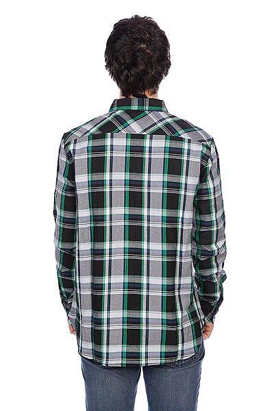 Рубашка в клетку Element Filmore Black