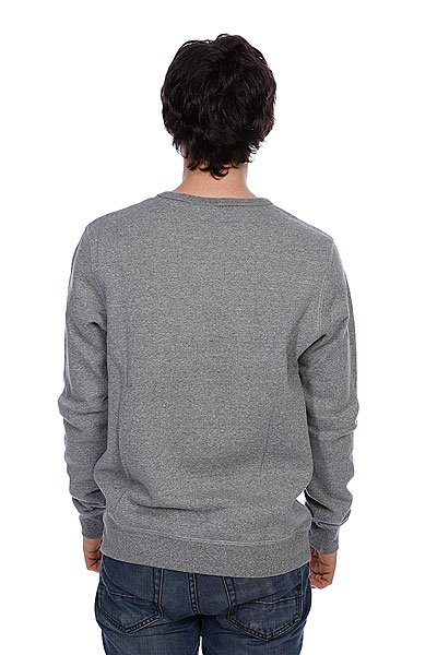 Свитшот Element Adams Grey Heather