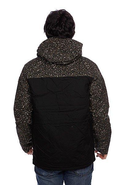 Куртка Element Hemlock Camo