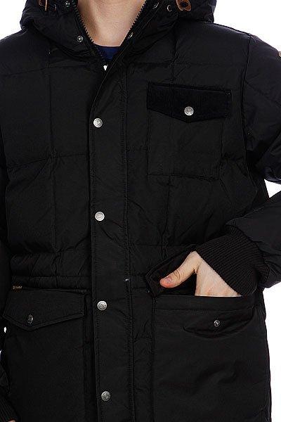 Куртка пуховик Element Dudley Black