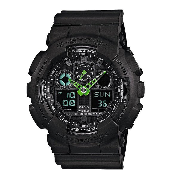 Часы Casio G-Shock Ga-100C-1A3