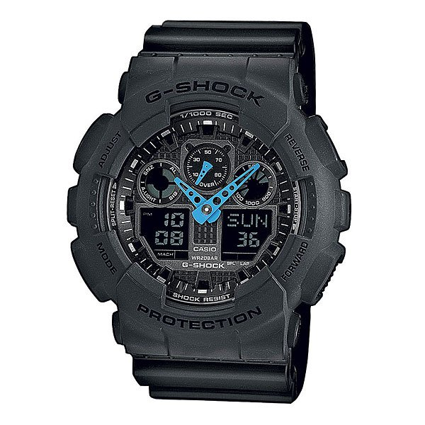 Часы Casio G-Shock Ga-100C-8A