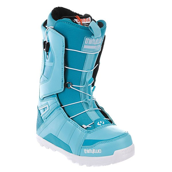 Ботинки для сноуборда женские Thirty Two Lashed Ft Ws 13 Blue