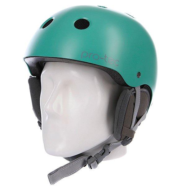 Шлем для сноуборда женский Pro-Tec Classic Snow Ws Satin Mint