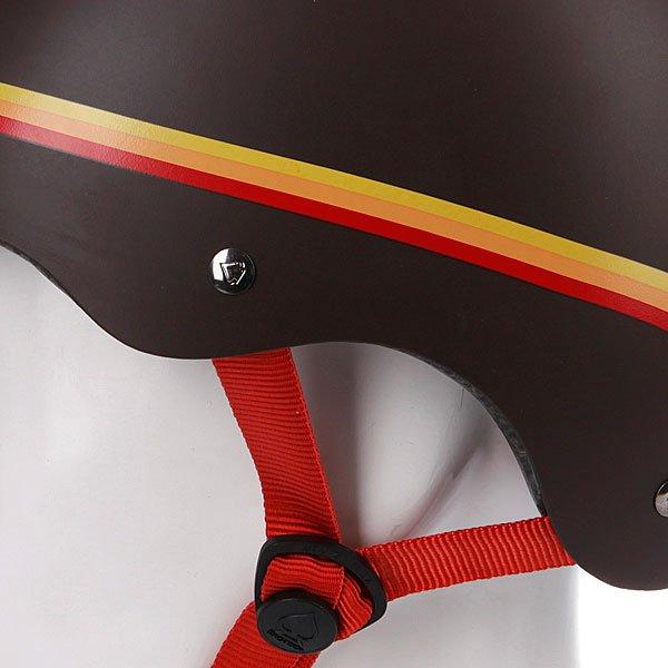Шлем для скейтборда Pro-Tec Classic Matte Brown Retro