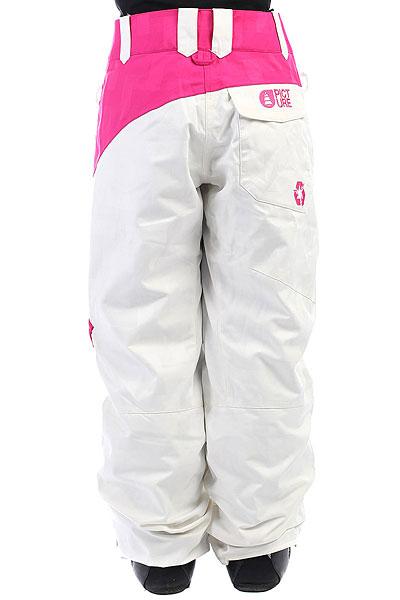 Штаны сноубордические женские Picture Organic Pulp Pant White