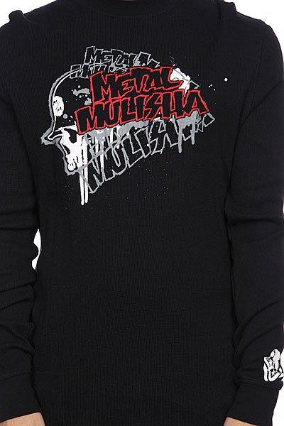 Толстовка Metal Mulisha Endure Black