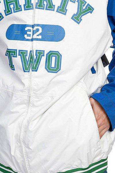 Куртка Thirty Two Sesh Jacket Royal