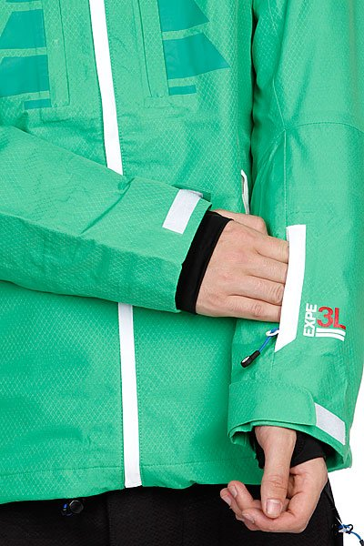 Куртка Picture Organic Welcome Jkt Green Recyclable
