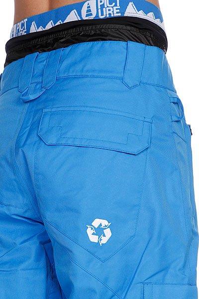 Штаны сноубордические Picture Organic Honey Pant Blue