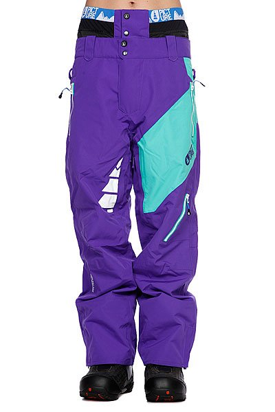 Штаны сноубордические Picture Organic Bioceramic Matt Pant Purple