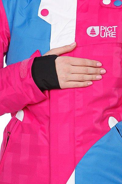 Куртка женская Picture Organic Pulp Jkt Pink