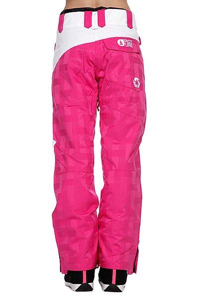 Штаны сноубордические женские Picture Organic Pulp Pant Pink