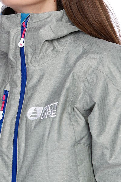 Куртка женская Picture Organic Darling Jkt Grey