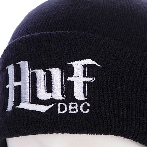 Шапка Huf Authentic Beanies Navy