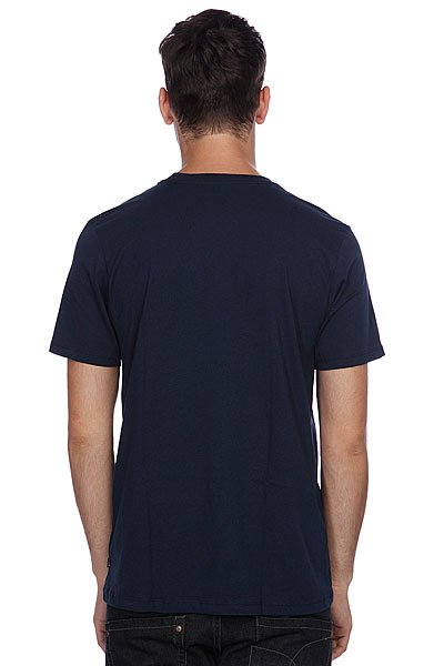 Футболка Huf Diction Tee Navy
