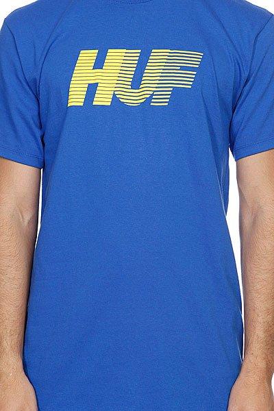 Футболка Huf 10K Tee Blue